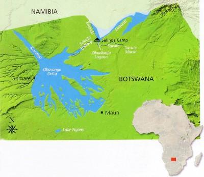 The importance of the Makgadikgadi in understanding the ... Okavango Basin Information System