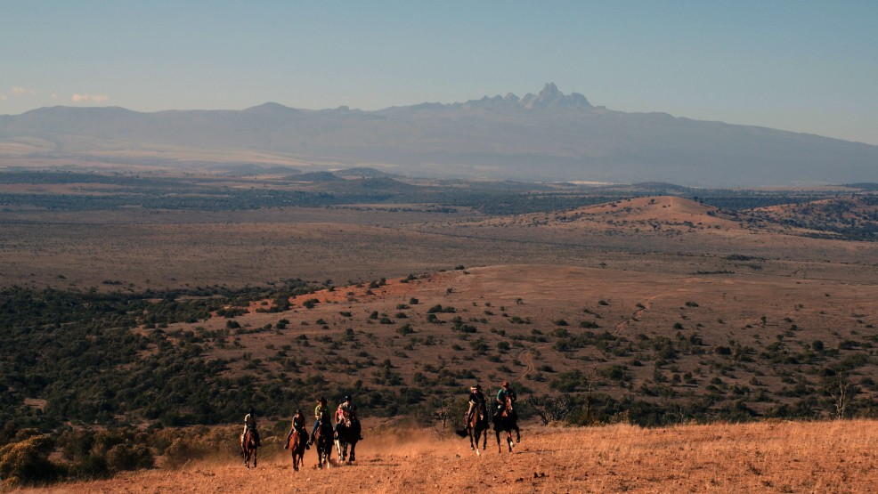 Treeless Plains of Laikipia